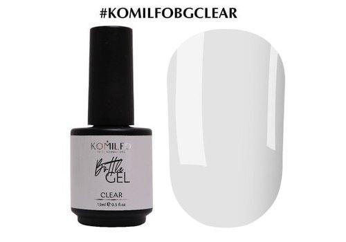 Гель Komilfo Bottle Gel Clear 15мл