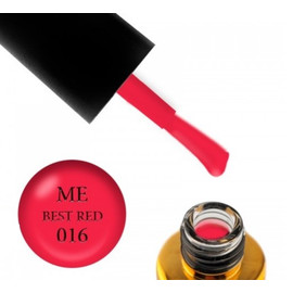 Гель-лак FOX Masha Efrosinina BEST RED №016 малиново-розовый неон, 7 мл