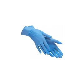 Перчатки нитриловые Med Comfort XS голубые Blue 100 шт