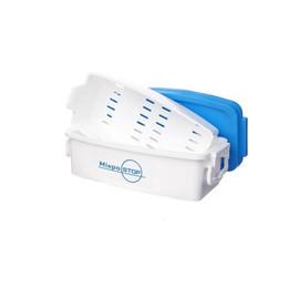 Контейнер для стерилизации инструментов Микростоп 1 литр белый