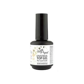 Топ-гель универсальный для ногтей NailApex Universal top gel без лс 15 мл