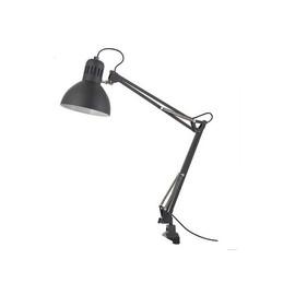 Лампа IKEA черная