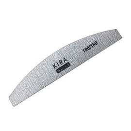 Пила Kira Nails эконом, полукруг 100/180