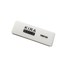 Баф мини Kira Nails 100/100 двусторонний