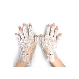 Komilfo SPA перчатки для маникюра, 1 пара