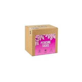 SPA носочки NUB с кератином коллагеном и экстрактом лотоса 5 шт