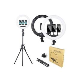 Лампа кольцевая LED Soft Ring Light HQ 18 Ø 45 см