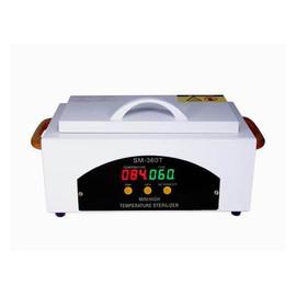 Сухожаровой шкаф для стерилизации инструментов Mini High SM 360T 1,8 л белый
