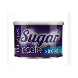 Сахарная паста для депиляции ItalWax STRONG твердая 400 мл фиолетовая