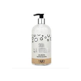 Гель-антисептик для кожи рук и ног NUB Skin Sanitizer Lime & Peppermint 500 мл