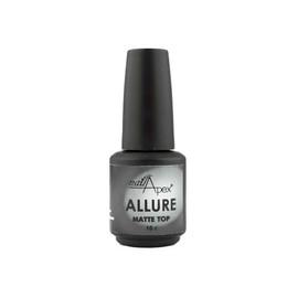 Топ-гель для ногтей NailApex Allure матовый 10 мл