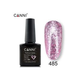Гель-лак Canni Жидкая фольга №485 нежный розовый 7.3 мл
