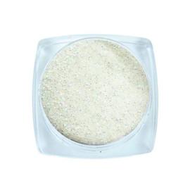 Komilfo блесточки 034 размер 0,2 мм, белые, синий перелив, 2,5 г
