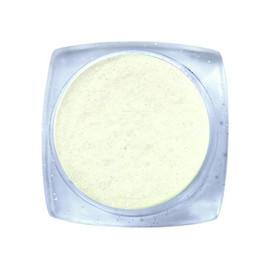 Komilfo блесточки 028 размер 0,3 мм, белые, красно-оранжевый перелив, 2,5 г