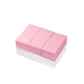 Безворсовые салфетки розовые