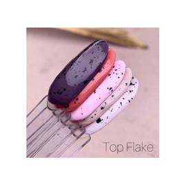 Топ для гель-лака Saga Top Flake 8 мл
