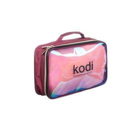 Косметичка Kodi №2 бургунди на молнии