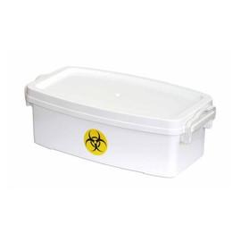 Контейнер для стерилизации инструментов Kodi Professional 3 литра белый
