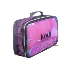 Косметичка Kodi №3 фиолетовая на молнии