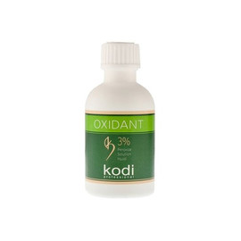 Kodi Oxidant 3% Liquid - жидкий 3% окислитель для краски, 100 мл