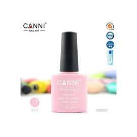 Гель-лак Canni №013 бледно-розовый 7.3 мл