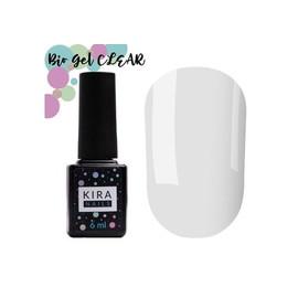 Биогель Kira Nails Bio Gel Clear 6 мл