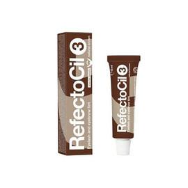 RefectoCil №3 Nature Brown - краска для бровей и ресниц (коричневая), 15 мл