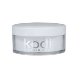 Пудра акриловая Kodi Professional, Perfect Clear Powder, прозрачная, 60 г