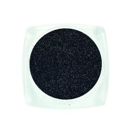 Komilfo блестки 024 размер 0,08 мм, черные, 2,5 г
