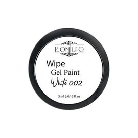 Komilfo Wipe Gel Paint For French White 002, 5 мл