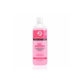 Средство для снятия гель-лака Gel Remover Jerden PROFF - лесная ягода розовый 500 мл
