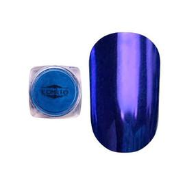 Komilfo Mirror Powder №005, синий, 0,5 г