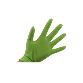 Перчатки нитриловые STYLE салатовые размер S 100 шт