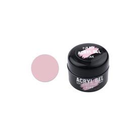Акрил-гель NUB Acryl Gel Pink 5 г теплый розовый