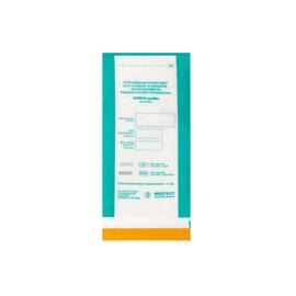 Крафт-пакет для стерелизации Медтест бумажный 115х200 мм 1 шт белый