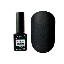 Закрепитель для гель-лака Kira Nails No Wipe Matte Top Coat матовый без ЛС 6 мл