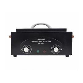 Сухожаровой шкаф для стерилизации инструментов Mini High CH-360 T 1,8 л черный