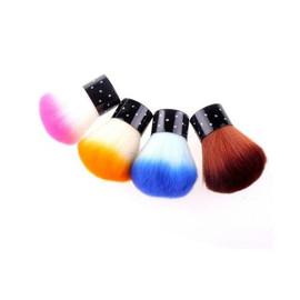 Щетка от пыли, мягкая, с короткой ручкой, цвета в ассортименте