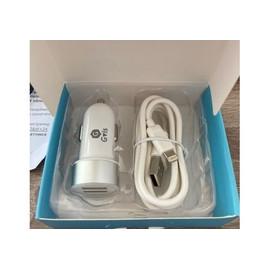 Автомобильное зарядное устройство USB CAR CHARGER 2.4A