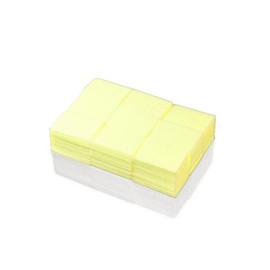 Безворсовые салфетки желтые