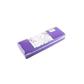 Полоски для депиляции Panni Mlada, 7х22 см, лиловые, 100 шт