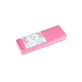 Полоски для депиляции Panni Mlada 7х22 см розовые 100 шт