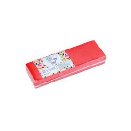 Полоски для депиляции Panni Mlada, 7х22 см, красные, 100 шт