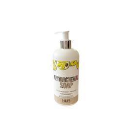 Антибактериальное мыло NUB Antibacterial soap Lime&Peppermint 500 мл