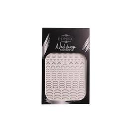 Наклейка Komilfo Nail Design Sticker №S005