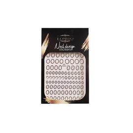 Наклейка Komilfo Nail Design Sticker №G003