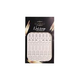 Наклейка Komilfo Nail Design Sticker №G005