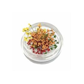 Декор для ногтей сухоцветы микс № 4