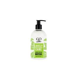 Крем для рук регенерирующий GO ACTIVE Lovely Care Hand Cream с экстрактом зеленого чая 350 мл