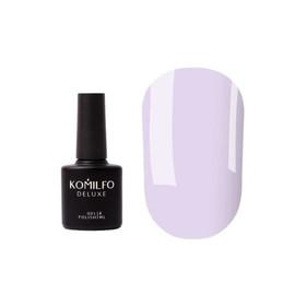 База Komilfo Color Base French Lilac нежно-лиловая полупрозрачная 8 мл